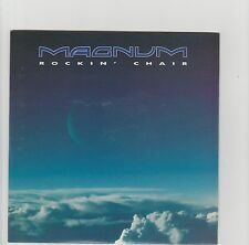 "Magnum- Rockin Chair UK 7"" vinyl single"