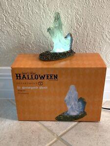 Department 56 Halloween Village Graveyard Ghost Lit Accessory Figurine 4056707