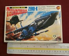 Imai THUNDERBIRDS ZERO-X International Rescue Model Kit 1992 RARE Gerry Anderson