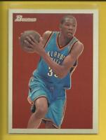 Kevin Durant  2009-10 Bowman 48 Card # 54  Golden State Warriors Basketball