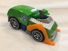 PAW PATROL ROCKY PUP RECYCLING TRUCK EXCLUSIVE CAR Diecast METAL TOKYO DRIFT