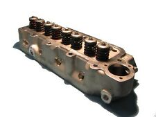 Brand New Complete Aluminum  Alloy Cylinder Head  MGB MGA Ready to Bolt On