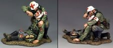 KING & COUNTRY WW2 GERMAN ARMY WS237 WOUNDED MIB