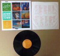 Epo Down Town[RVL-8048]  JAPAN VINYL LP Record OBI