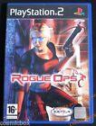 ROGUE OPS - jeu video PS2 pour console PlayStation 2 sony PAL complet testé