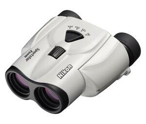 Fernglas Nikon Sportstar Zoom 8-24x25 white, NEUWARE