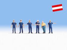NOCH 15072 Spur H0, Figuren Verkehrspolizisten Österreich  #NEU in OVP##