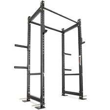"Titan Fitness T-3 Series 82"" Power Rack Squat Deadlift Cage Benchpress Pull Up"