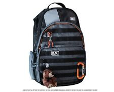 The Division 2 Agent Backpack Bag w/ Tommy Teddy Bear Keychain Official Ubisoft
