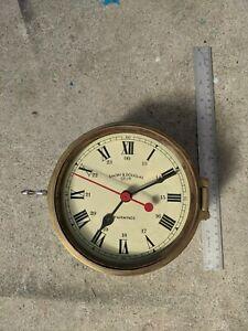 Emory & Douglas Ship Clock