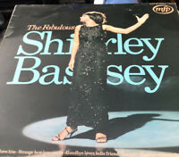 The Fabulous Shirley Bassey LP.MFP 1398.In Other Words/No Regrets/Tonight+