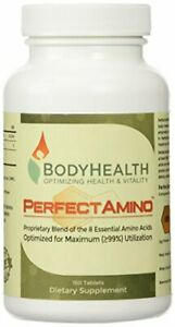PerfectAmino, 1 Pack, 150 Tablets, All 8 Essential Amino Acids with 99%
