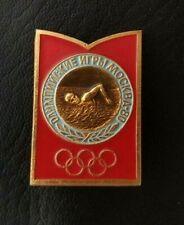 New listing 1980 Field Hockey XXII Olympic Games Moscow Soviet Pin Badge Sport FIH USSR