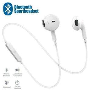 Wireless Bluetooth Headphones for iPhone 7, 8, X, XR XS 11 Pro Headset Earphones