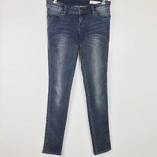 Sass & Bide Womens Skinny Moto Jeans 26