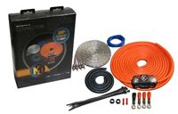 Memphis Audio 4 AWG Amplifier Installation Kit with RCA *4GKIT