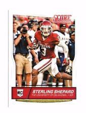 Sterling Shepard , (Rookie) 2016 Panini Score, #368 , Football Card !!