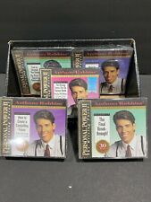 Anthony Robbins Personal Power II CD Volumes 5, 7, 9, 10 & 12 ~ New Sealed