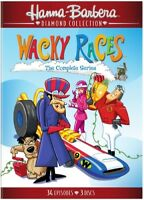Wacky Races: The Complete Series [New DVD] 3 Pack, Amaray Case, Repackaged