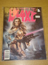 HEAVY METAL 1994 MAR FN HM COMMS US MAGAZINE <