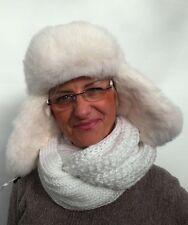 Tschapka mcburn conejos fell GR 56 invierno gorro señora gorro señora sombreros forradas