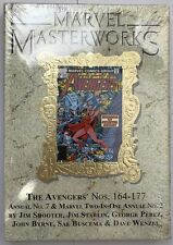 Marvel Masterworks #247 AVENGERS Volume #17 Direct Market Variant HC $75 (2017)