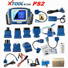 XTOOL PS2 GDS Gasoline Bluetooth Diagnostic Tool OBD2 Code Reader Online Update