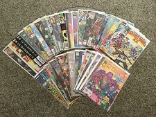 Lot Marvel Comic ultimate secret infinity war Eternals Exiles Avengers Iron Man!