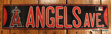 Street Sign Anaheim Angels MLB Lic.Los Angeles Baseball full colorful picture