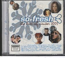So Fresh - The Hits Of Winter 2003 CD