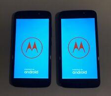 Motorola MOTO E4 16GB 2GB RAM Smartphone - Black (Unlocked)