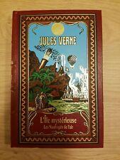 DIE GEHEIMNISVOLLE INSEL - Die Schiffbrüchige Luft Jules Verne