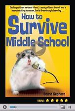 How to Survive Middle School by Donna Gephart (2011, Paperback) *BRAND NEW*