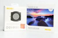 Nisi 100mm Filter Kit V5 Pro Landscape CPL Filter Holder + 10 Stop ND1000 3.0