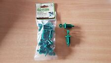 10 Elite Greenhouse Supplied Insulation Shading Heavy Duty Clips - Cropped Heads