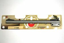 "Thompson Center Contender 14"" Pistol Barrel SS 17HMR with Sights TC4251"