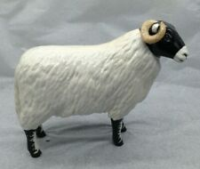 Lovely Very Rare John Beswick Swaledale Ewe 2005 Figurine Made In England SU1207