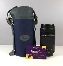 Canon Ultrasonic Zoom Lens II EF 75-300mm 1: 4-5.6