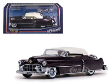 1953 CADILLAC CLOSED CONVERTIBLE MAROON 1/43 DIECAST MODEL BY VITESSE 36266