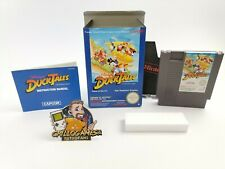 "Nintendo Entertainment System Spiel "" Ducktales "" Nes   Ovp   Pal B   Duck Tales"