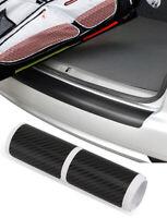 Für Opel Zafira C Tourer ab 2012- Ladekantenschutz Schutz Folie in Carbon Optik