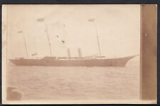Shipping Postcard - The Kings Royal Yacht at Cowes, Isle of Wight  MB641