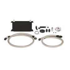 Mishimoto Oil Cooler Kit - fits Subaru Impreza WRX - 08-14 Black