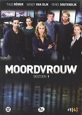 Moordvrouw : seizoen 1 (3 DVD)
