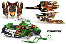 AMR RACING SNOWMOBILE GRAPHIC KIT ARCTIC CAT FIRECAT SABERCAT F5 F6 F7 03-06 FSG