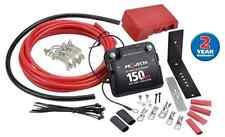 Projecta DBC150K 12 Volt 150 Amp Dual Battery System Electronic Isolator Kit