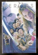 Heroes NBC TV Hardcover Book Hc 1st V1 Sealed NMMT Alex Ross Cover