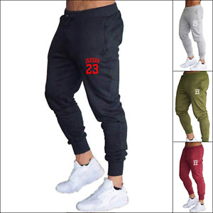 Men's Pants JORDAN 23 Basketball Joggers Fitness Athletic Gym Trousers Jump Man