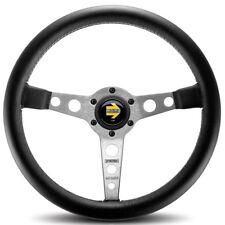 MOMO Prototipo Steering Wheel Silver  350mm NEW