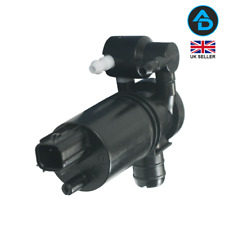 Front & Rear Windscreen Washer Pump CHRYSLER FORD JAGUAR LAND ROVER VOLVO